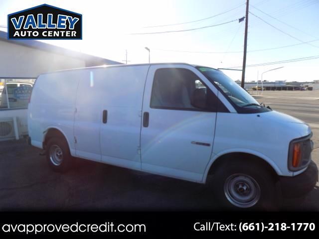 2000 Chevrolet Express G1500 Cargo