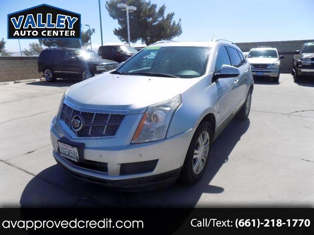2010 Cadillac SRX Luxury AWD