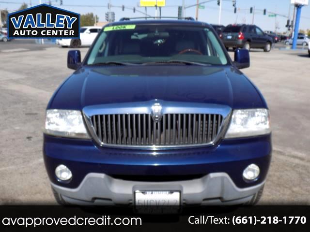 2004 Lincoln Aviator 4dr 2WD Luxury