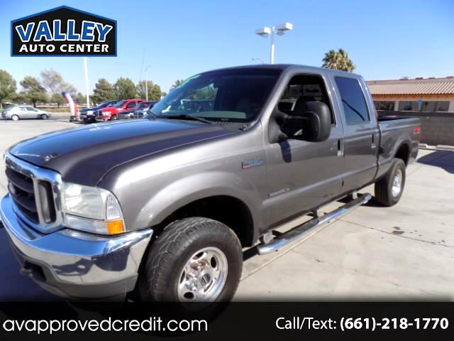 "2003 Ford Super Duty F-250 Crew Cab 156"" XL 4WD"
