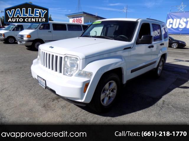 2011 Jeep Liberty RWD 4dr Sport