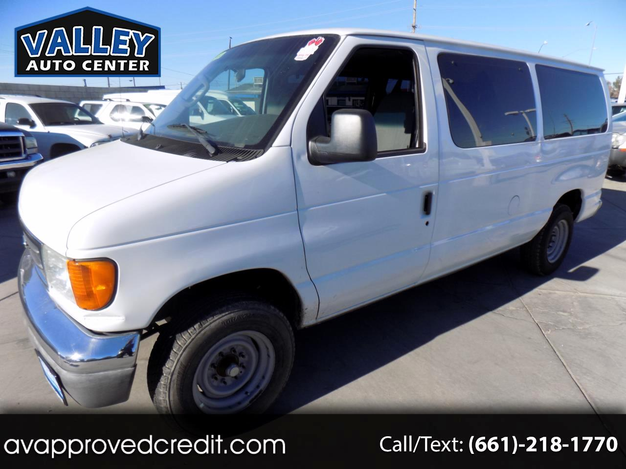 2007 Ford Econoline Wagon E-150 XL