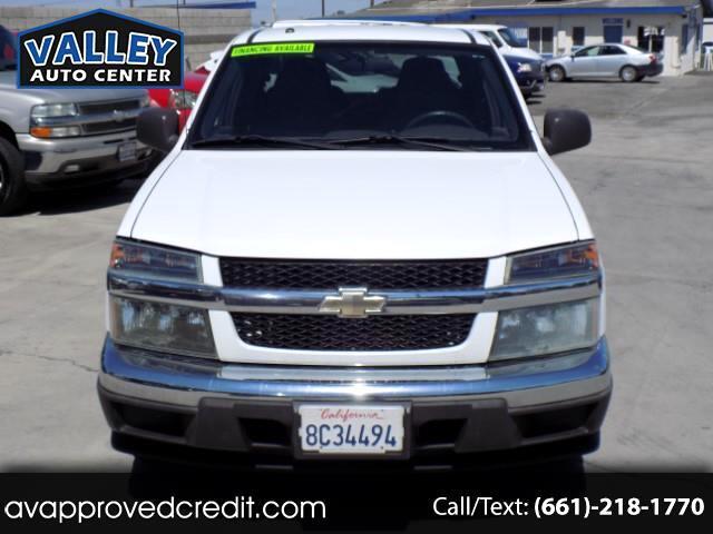 """2006 Chevrolet Colorado Crew Cab 126.0"""" WB 2WD LT w/1LT"""