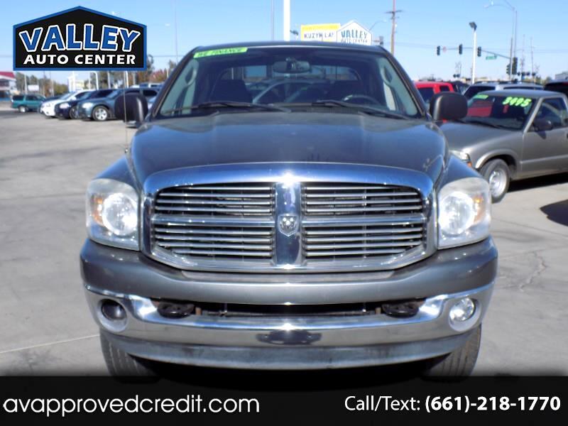 2008 Dodge Ram 2500 6.7L Turbo Diesel 4WD