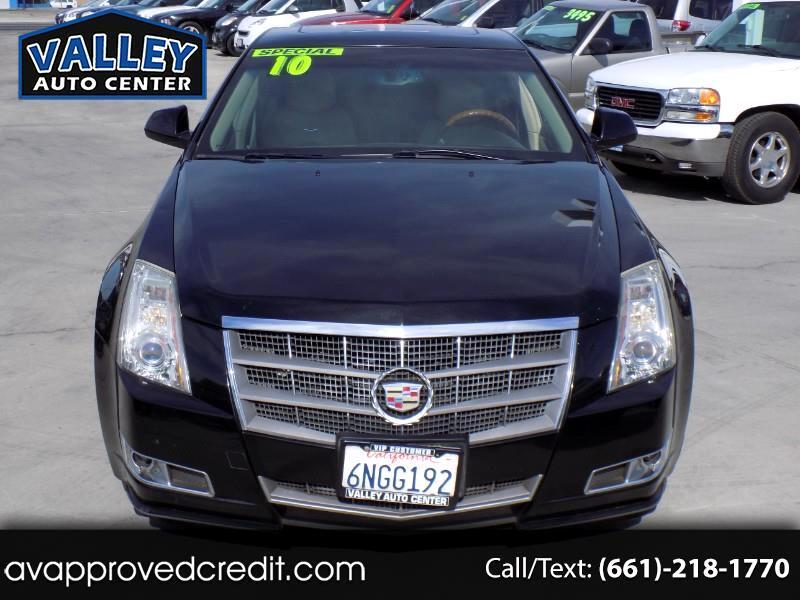 2010 Cadillac CTS Sedan 4dr Sdn 3.0L Performance RWD