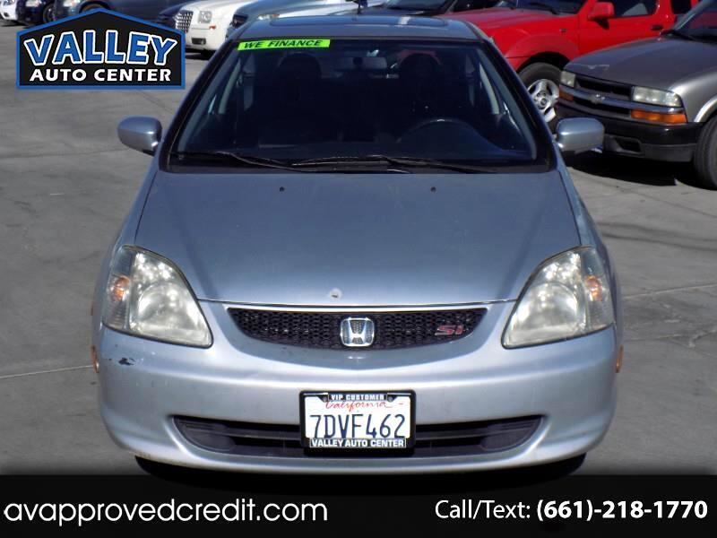 2002 Honda Civic 3dr HB Si Manual