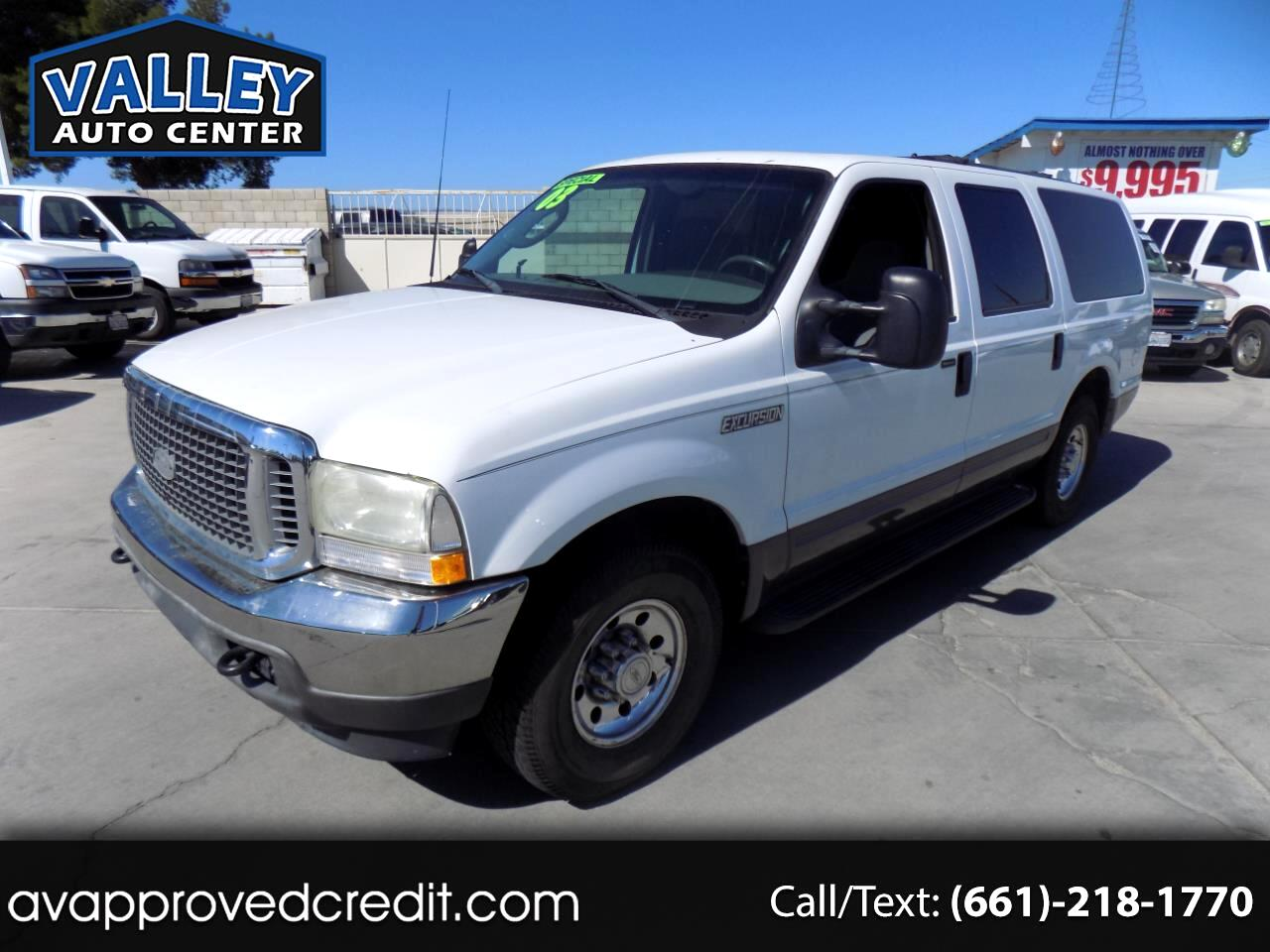 2003 Ford Excursion XLT Value 6.8L 2WD