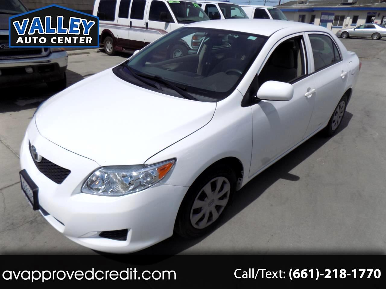 2010 Toyota Corolla XLE 4-Speed AT