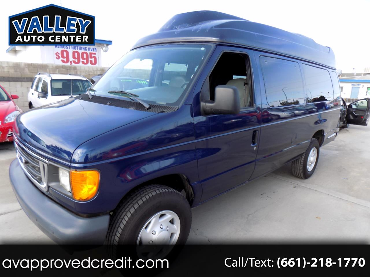 Ford Econoline E-350 Extended 2007