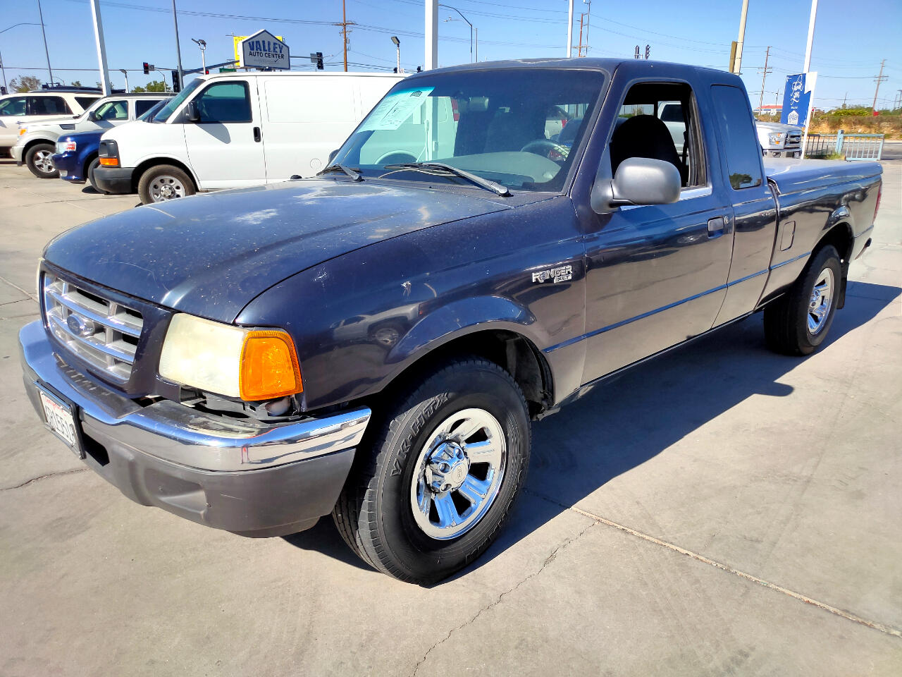 Ford Ranger XLT SuperCab 4.0 w/Appearance 2WD 2001