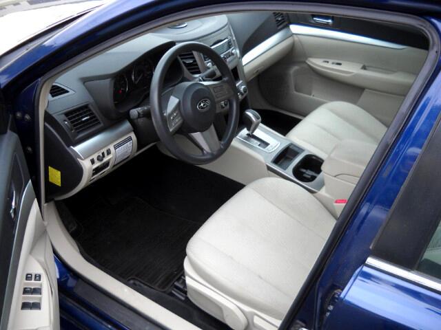 2010 Subaru Legacy 2.5i