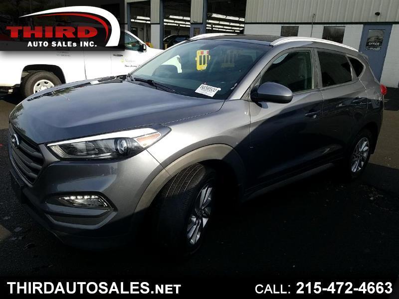Hyundai Tucson SE AWD 2017