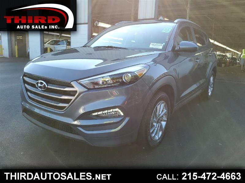 Hyundai Tucson SE w/Popular Package AWD 2016