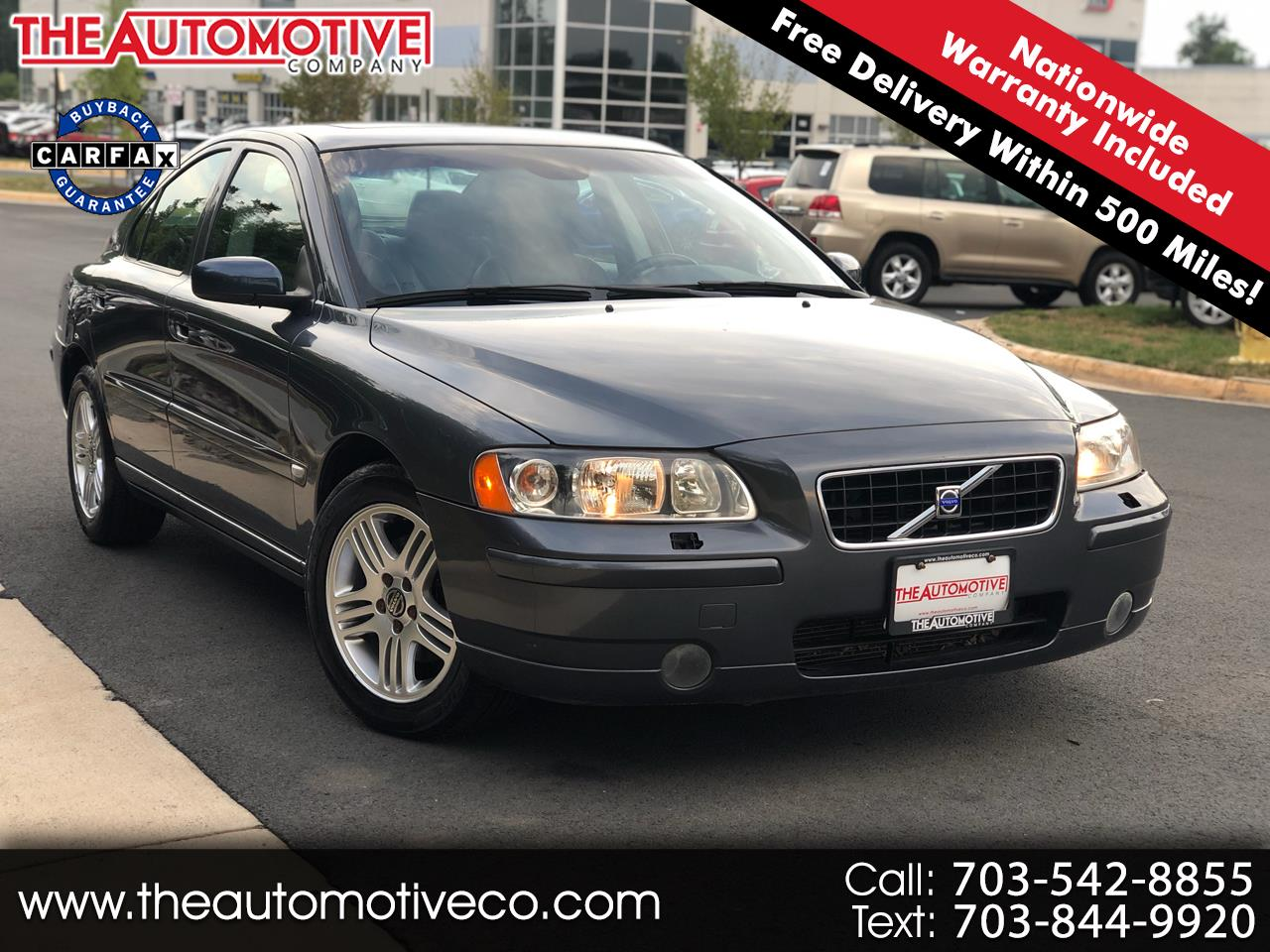 Volvo S60 2.5L Turbo 2005