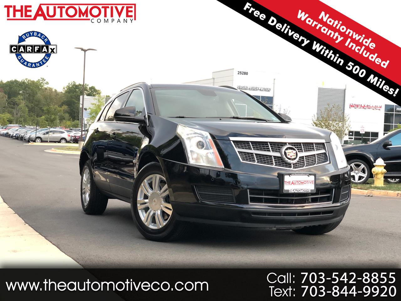 2011 Cadillac SRX AWD 4dr Luxury Collection