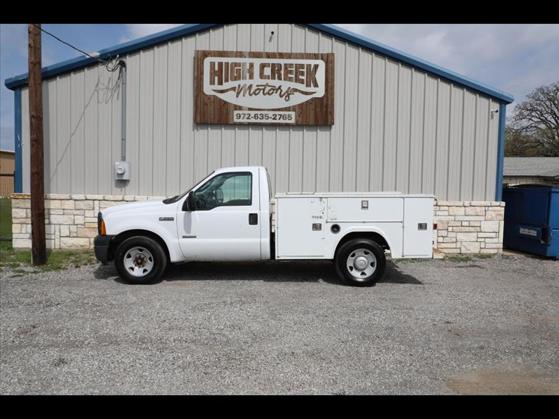 Ford F-250 SD XL 2WD 2006
