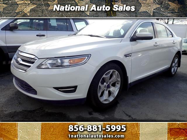 2010 Ford Taurus AWD SEL 4dr Sedan
