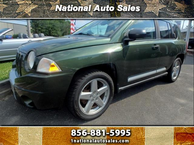 2007 Jeep Compass 4x4 Limited 4dr Crossover