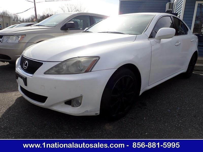 2006 Lexus IS AWD 4dr Sedan