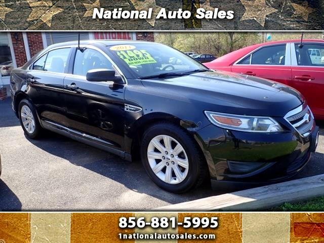 2011 Ford Taurus SE 4dr Sedan
