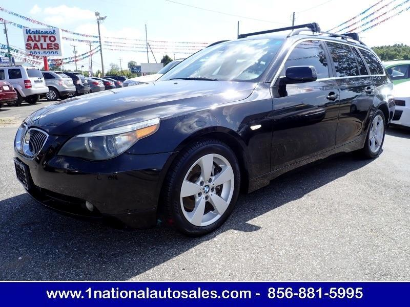2006 BMW 5 Series AWD 530xi 4dr Wagon