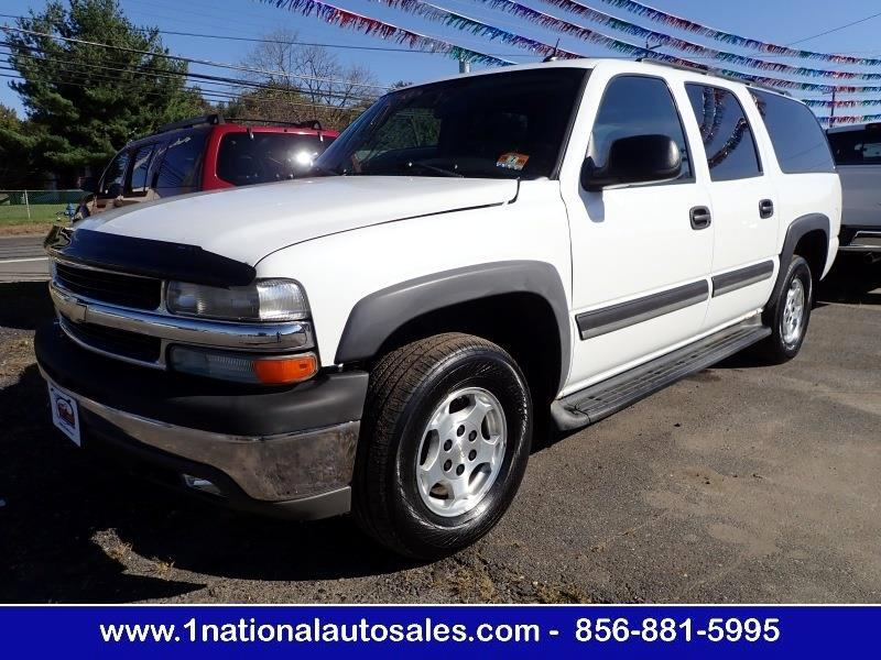 2005 Chevrolet Suburban  1500 LS  4 1500 LS 4WD 4dr SUV