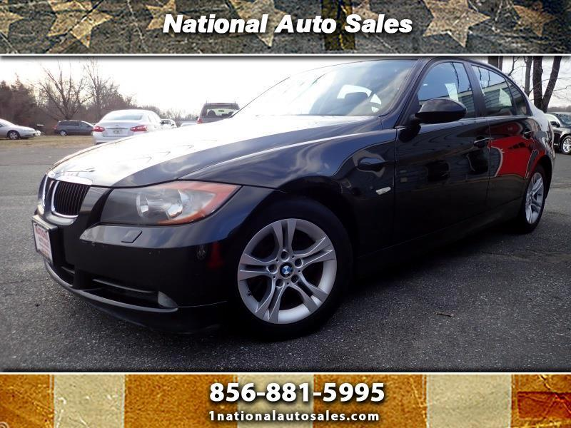 2008 BMW 3 Series AWD 328xi 4dr Sedan SULEV