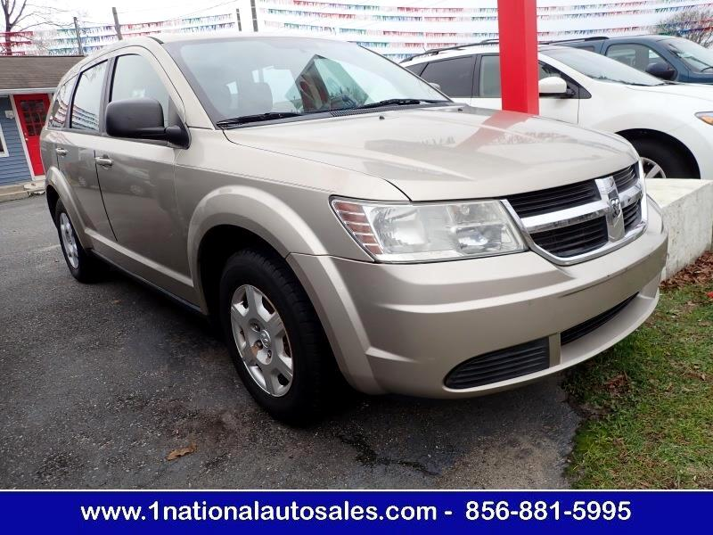 2009 Dodge Journey SE 4dr SUV