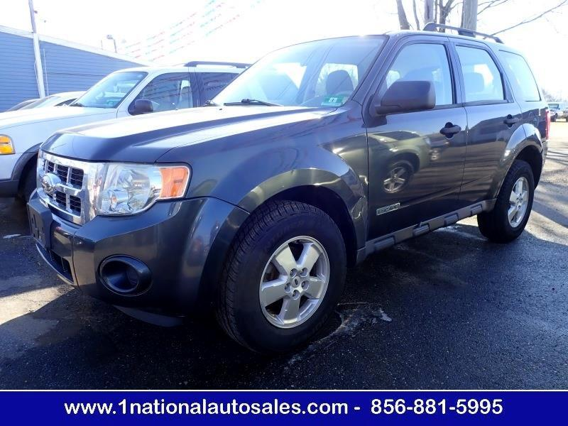 2008 Ford Escape XLS 4dr SUV (2.3L I4 4A)
