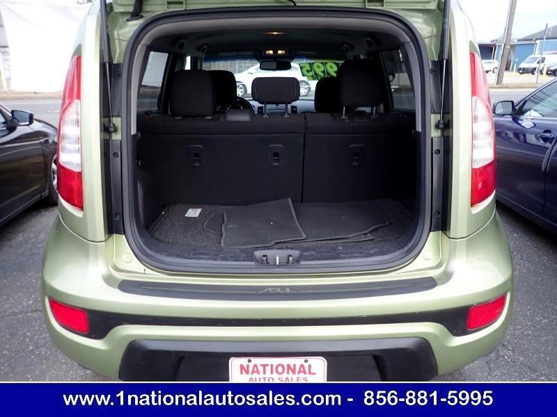 2013 Kia Soul + 4dr Wagon 6A