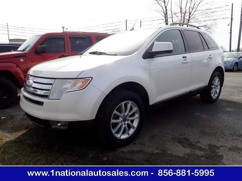 2010 Ford Edge AWD SEL 4dr Crossover