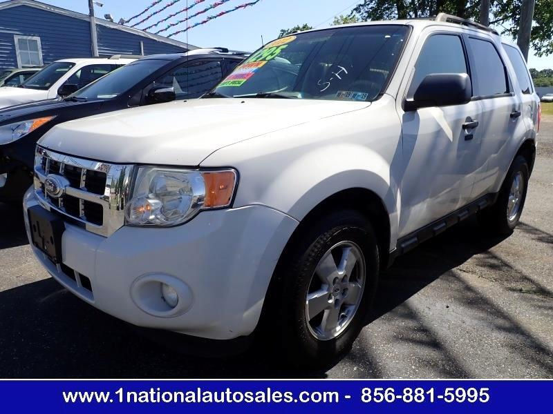 2012 Ford Escape AWD XLT 4dr SUV