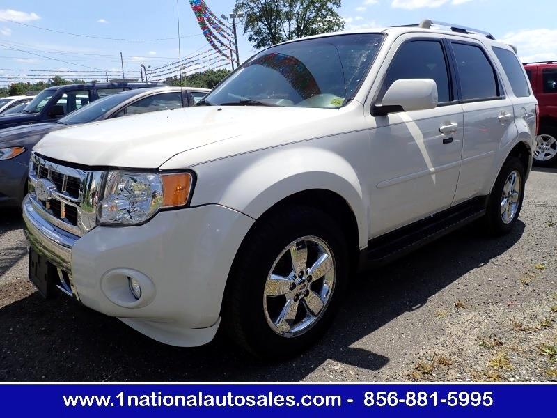 2010 Ford Escape AWD Limited 4dr SUV
