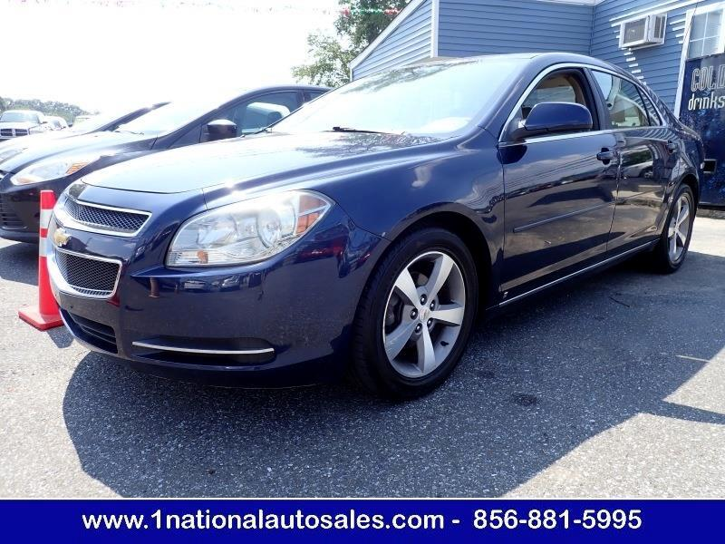 2009 Chevrolet Malibu LT2 4dr Sedan
