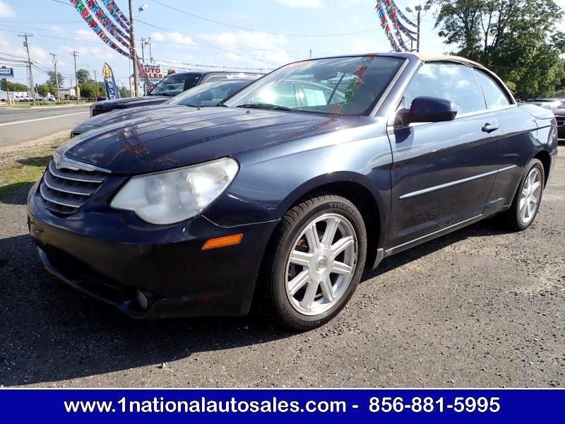 2008 Chrysler Sebring Touring 2dr Convertible