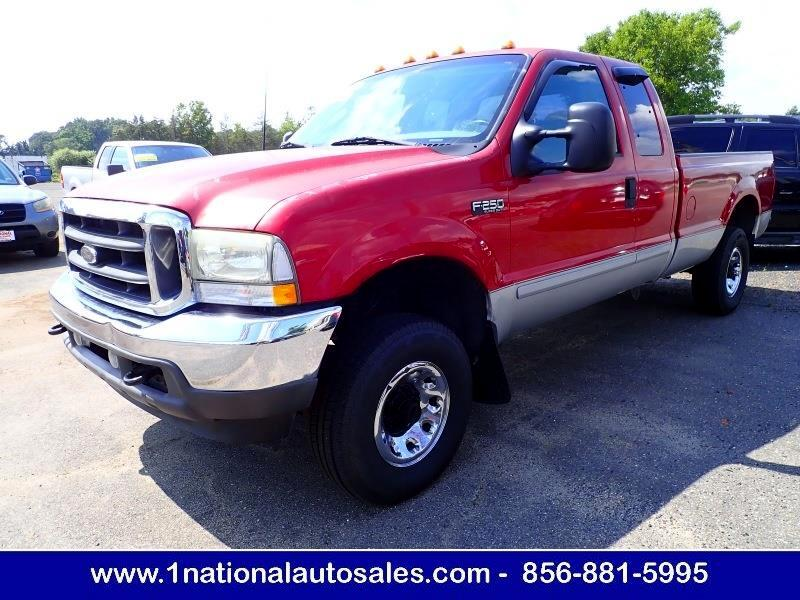 2003 Ford F-250 4dr SuperCab XLT 4WD LB