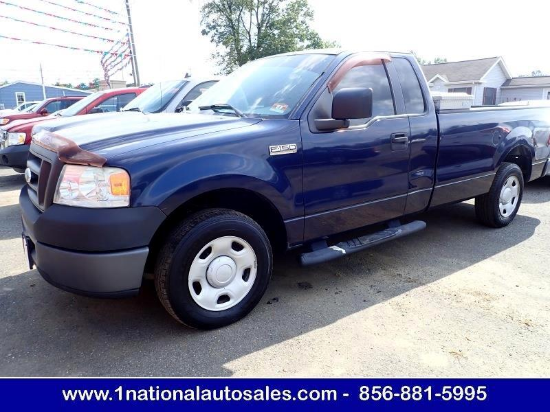 2006 Ford 150 XL 2dr Regular Cab Styleside 8 ft. LB