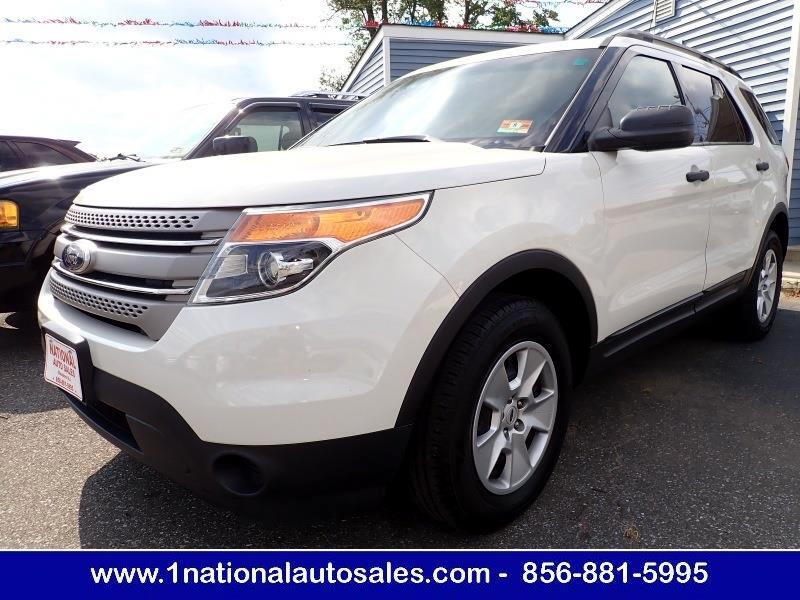 2011 Ford Explorer AWD Base 4dr SUV