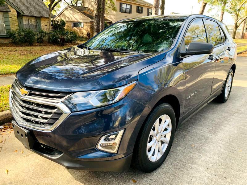 Chevrolet Equinox LS 2WD 2018