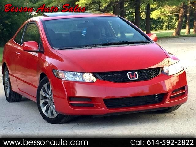 2010 Honda Civic Coupe EX-L CVT