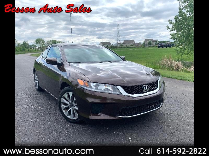 2013 Honda Accord Coupe 2dr I4 CVT LX-S