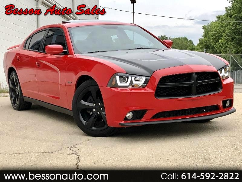 2014 Dodge Charger 4dr Sdn RT Max AWD