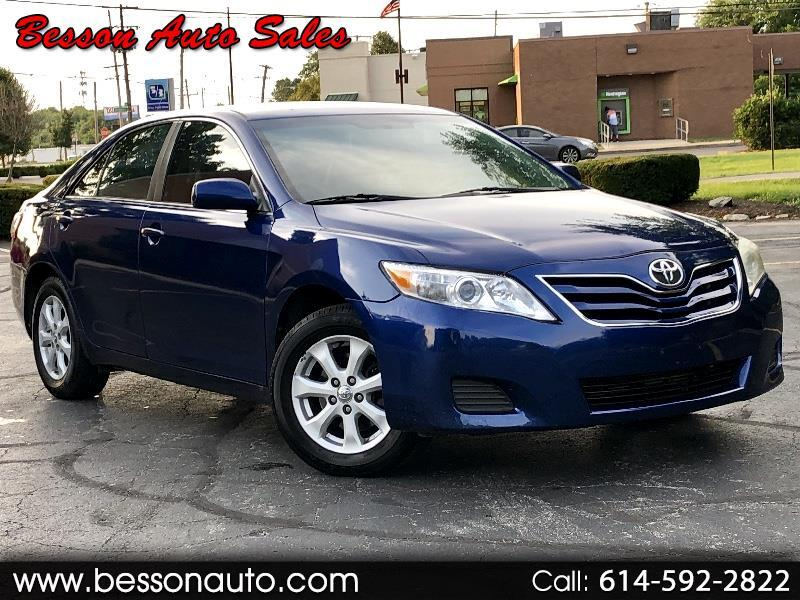 2011 Toyota Camry LE 48707