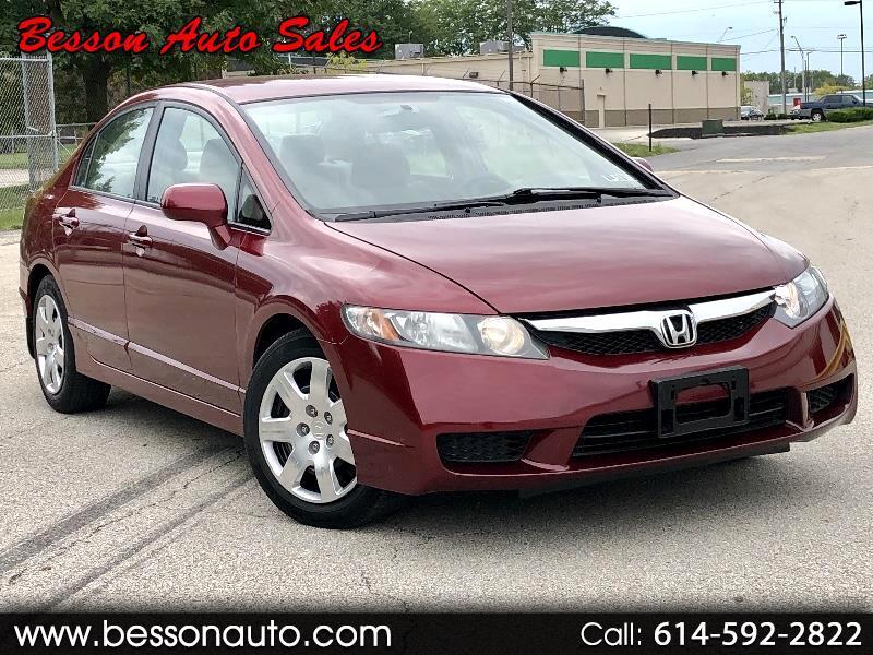 2010 Honda Civic Sedan LX CVT