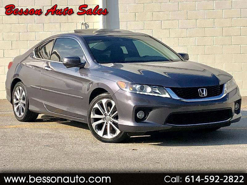 2014 Honda Accord Coupe EX-L V6 Auto