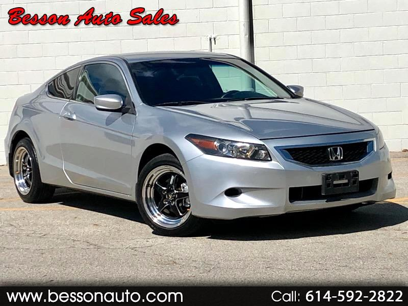 2009 Honda Accord Cpe 2dr I4 Man LX-S