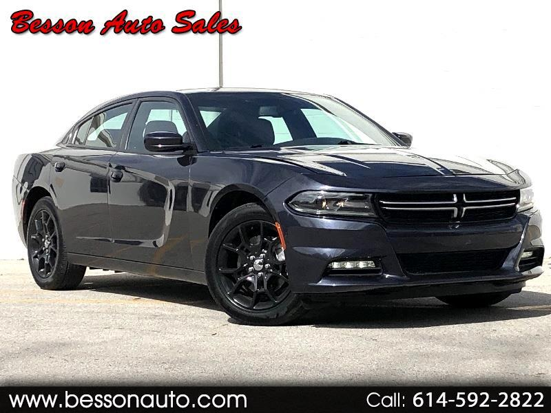Dodge Charger 4dr Sdn SXT Plus AWD 2017