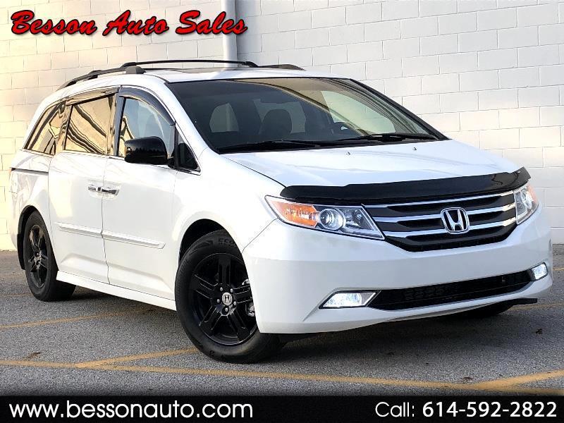 Honda Odyssey 5dr Touring Elite 2011
