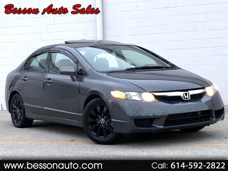 Honda Civic EX-L Sedan 2011