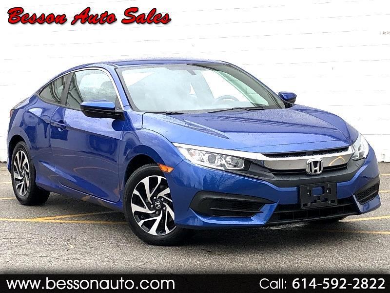Honda Civic Coupe 2dr CVT LX 2016